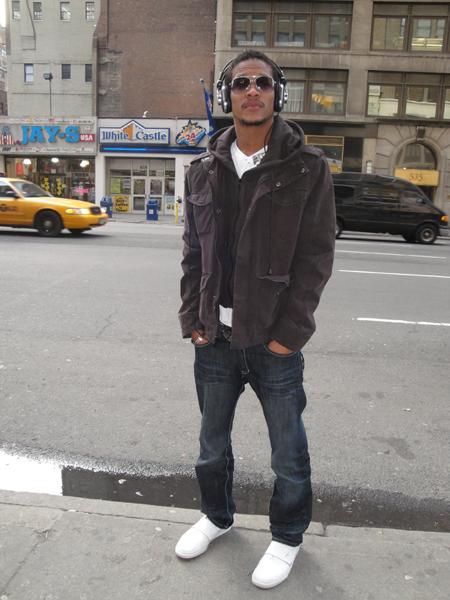 Stephen Dantes' trip to White Castle, Manhattan